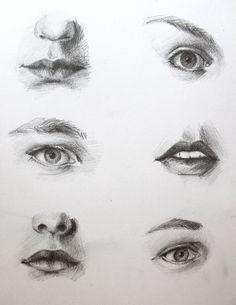Portret tekenen basis