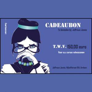 Cadeaubon 150,00