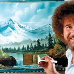 Workshop Bob Ross 8+